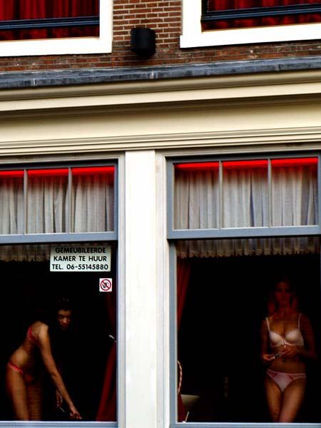 сколько стоит хорошая проститутка в амстердаме
